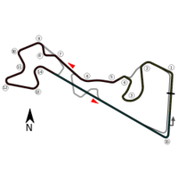 Moscow raceway grand